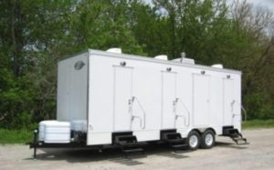 OIL FIELD SHOWER TRAILERS