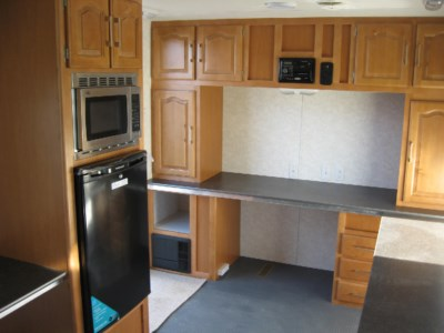 mud logging trailers interior cabinets