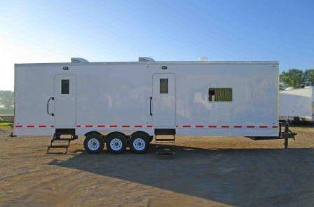 mud logging trailers gallery exterior 32 doors