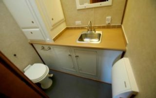 gallery with bath sink