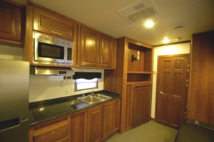 SUPERVISOR TRAILER KITCHEN CABINETS