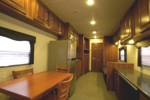 SUPERVISOR TRAILER KITCHEN
